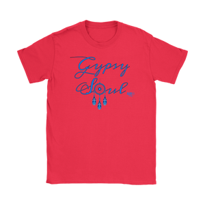 Gypsy Soul Ladies T-shirt