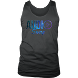 Audio Swag Cosmo Logo Mens Tank Top - Audio Swag