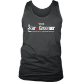 The Star Groomer Mens Tank Top - Audio Swag