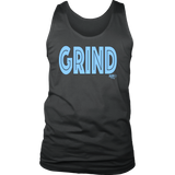 Grind Mens Tank Top - Audio Swag