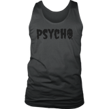 Psycho Fun Mens Tank - Audio Swag