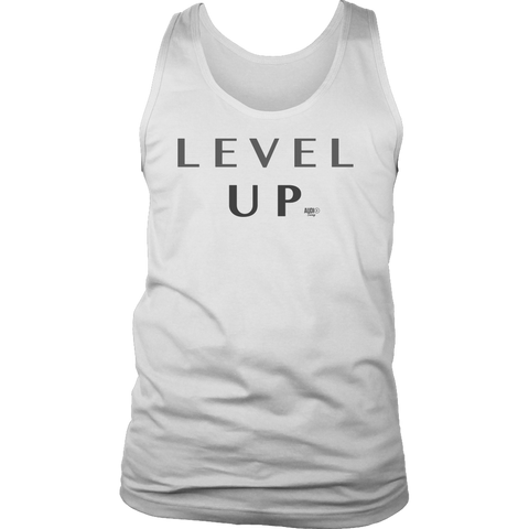 Level Up Mens Tank Top