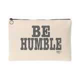 Be Humble Large Accessory Pouch - Audio Swag
