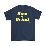 Rise and Grind Mens T-shirt
