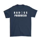 Bad@ss Producer Mens Tee - Audio Swag