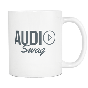 Audio Swag Dark Logo Mug - Audio Swag