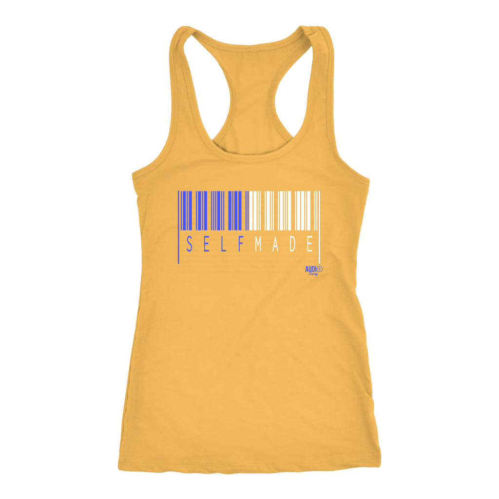 Self Made Ladies Racerback Tank Top