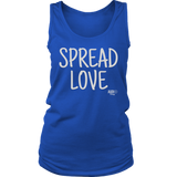 Spread Love Ladies Tank Top - Audio Swag