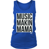 Music Makin Mama Ladies Tank Top - Audio Swag