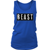 Beast Ladies Tank Top - Audio Swag