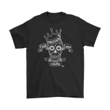 Faith Love Loyalty Skull Mens T-shirt - Audio Swag