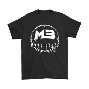 MAXXBEATS Vintage Logo Mens T-shirt - Audio Swag