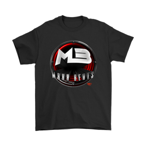 MAXXBEATS Red Logo Mens Tee - Audio Swag
