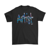 Artist. Mens T-shirt - Audio Swag