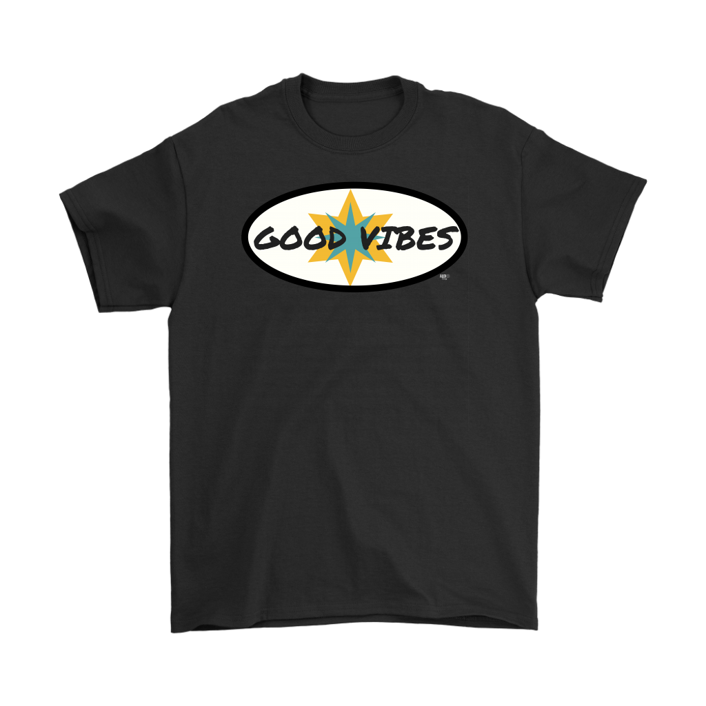 Good Vibes Mens Tee - Audio Swag