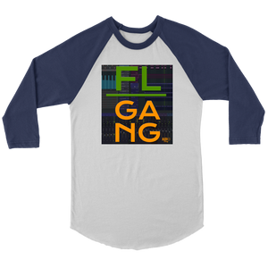 FL Gang Raglan - Audio Swag