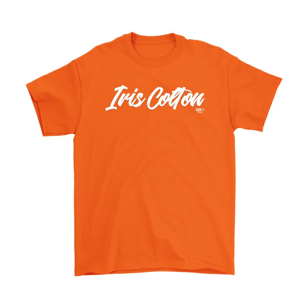 Iris Colton Logo Mens T-shirt - Audio Swag