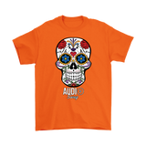 Sugar Skull Audio Swag Mens T-shirt
