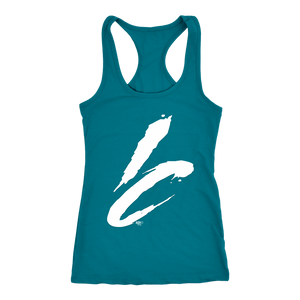 IC Iris Colton Ladies Racerback Tank Top