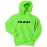 #Blessed Youth Hoodie - Audio Swag
