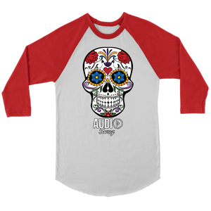 Sugar Skull Audio Swag Raglan