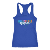 Freestyle Forever Ladies Racerback Tank Top - Audio Swag