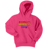 Audio Swag Rainbow Logo Youth Hoodie - Audio Swag