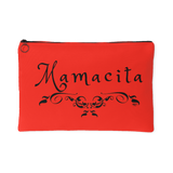 Mamacita Scroll Large Accessory Pouch - Audio Swag