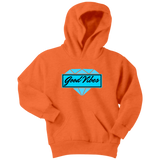 Good Vibes Diamond Youth Hoodie - Audio Swag