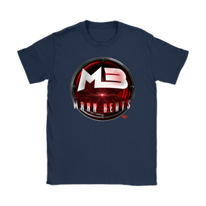 MAXXBEATS Laser Logo Ladies Tee - Audio Swag