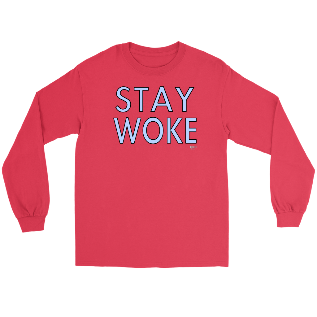 Stay Woke Long Sleeve T-shirt