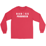 Bad@ss Producer Long Sleeve T-shirt