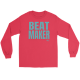 Beatmaker Long Sleeve T-shirt - Audio Swag
