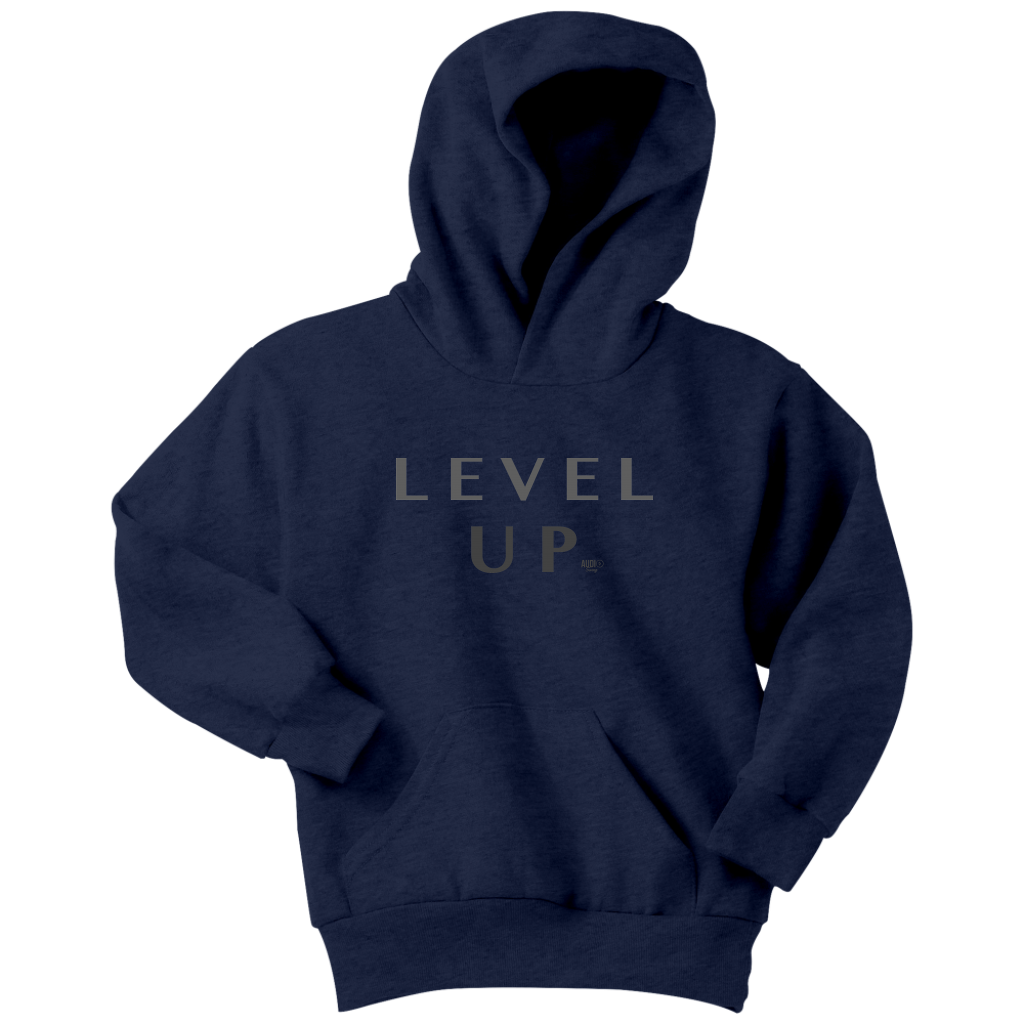 Level Up Youth Hoodie - Audio Swag