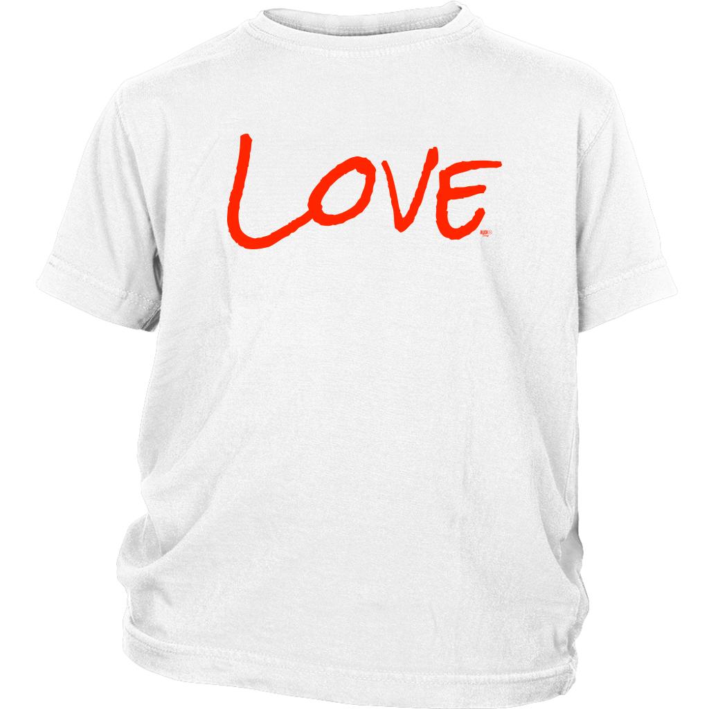 Love Youth T-shirt - Audio Swag
