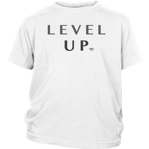 Level Up Youth T-shirt
