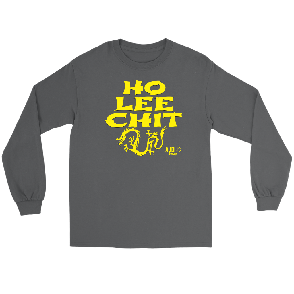 Ho Lee Chit Long Sleeve T-shirt - Audio Swag