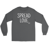 Spread Love Long Sleeve T-shirt - Audio Swag