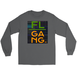 FL Gang Long Sleeve T-shirt - Audio Swag