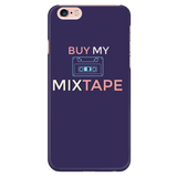 Buy My Mixtape iPhone Phone Case - Audio Swag
