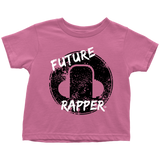Future Rapper Toddler T-shirt - Audio Swag