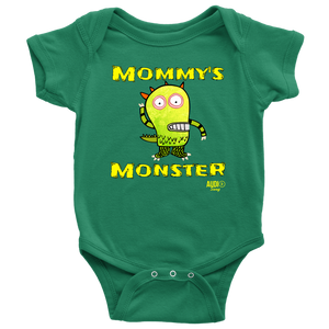 Mommy's Monster Baby Bodysuit - Audio Swag