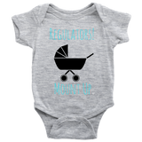 Regulators! Mount Up Baby Bodysuit - Audio Swag