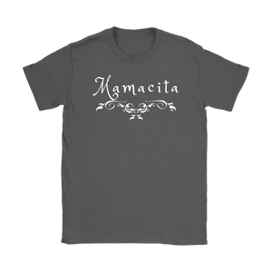 Mamacita Scroll Ladies T-shirt - Audio Swag