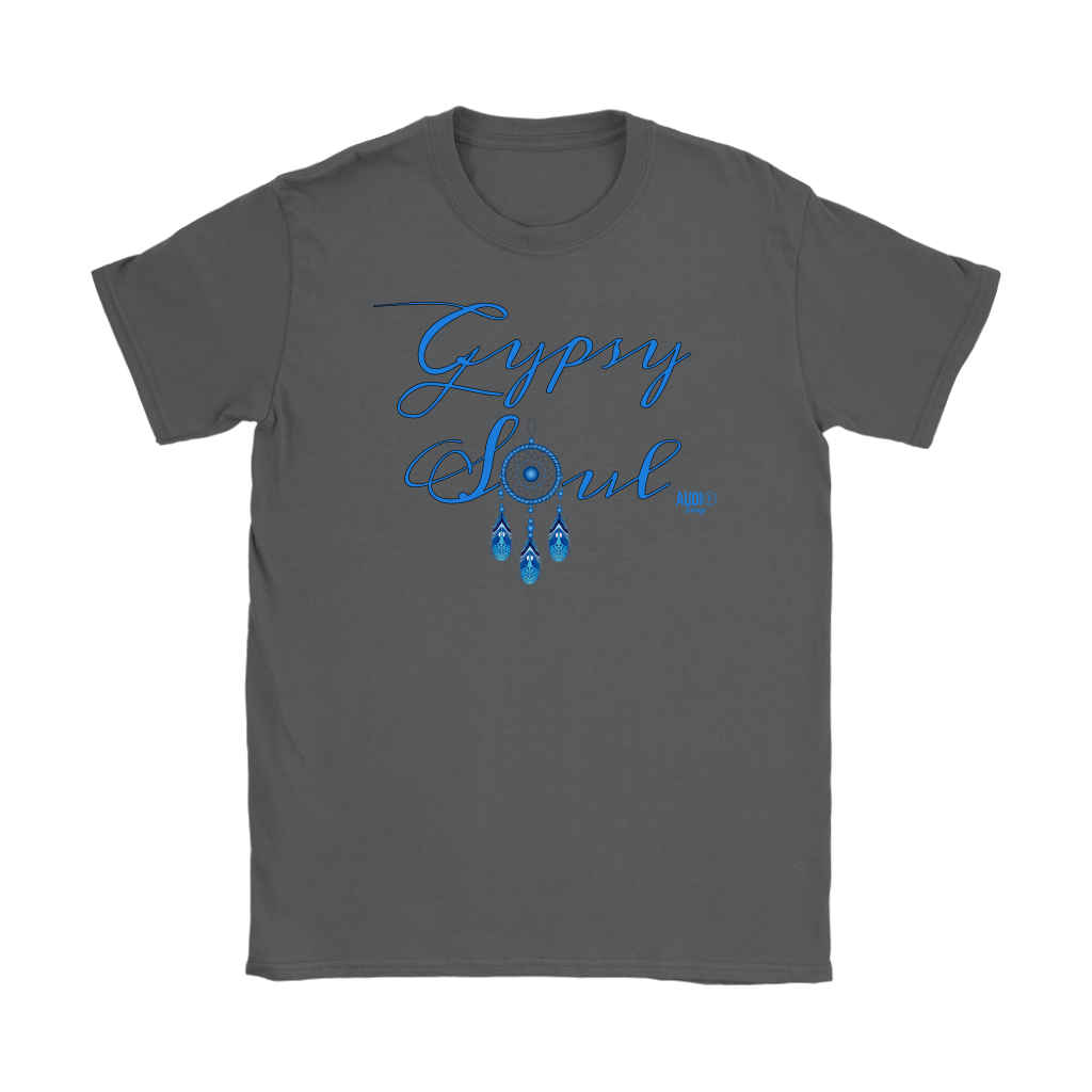 Gypsy Soul Ladies T-shirt - Audio Swag