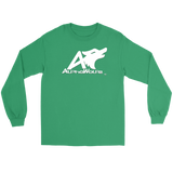 AlphaWolfe Long Sleeve T-shirt - Audio Swag
