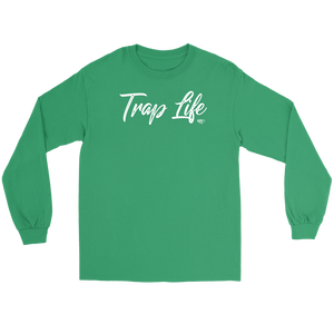 Trap Life Long Sleeve T-shirt