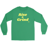 Rise and Grind Long Sleeve T-shirt