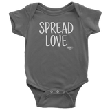 Spread Love Baby Bodysuit