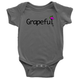 Grapeful Baby Bodysuit - Audio Swag
